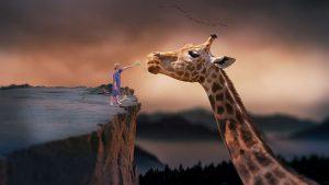 La girafe, un symbole de l'imaginaire